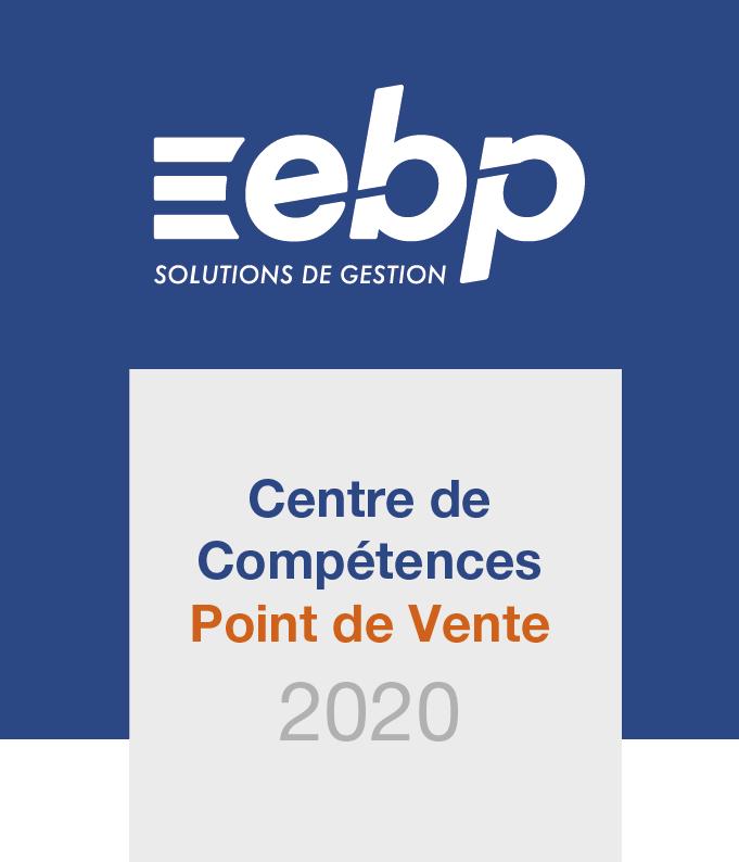 Pomarède Informatique - Centre de compténces Points de Vente EBP 2020 - Montpellier