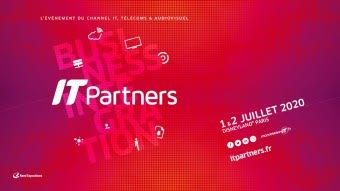 Pomarède Informatique - Salon IT Partners 2020