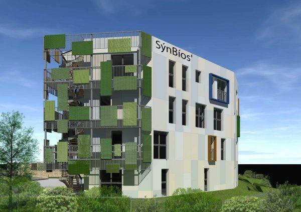 Pomarède Informatique - Projet Synbios - Montpellier